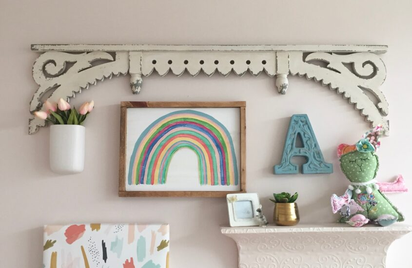Quick Tip on Hanging Wall Art