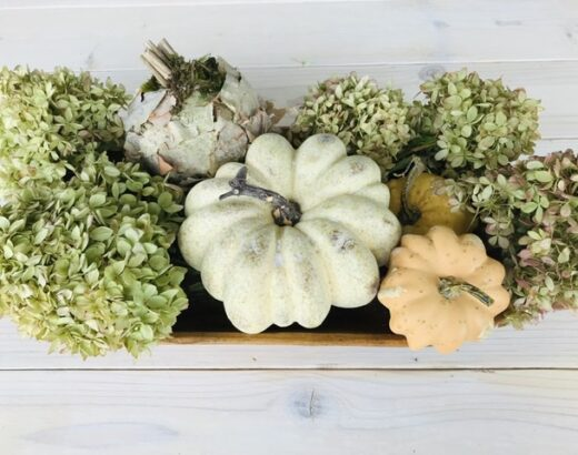 fall dough bowl