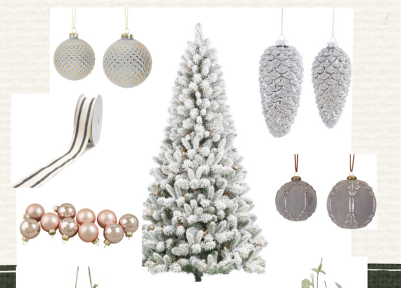 Christmas collection modern farmhouse